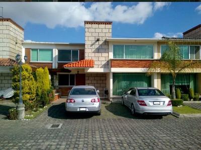Renta De Hermosa Residencia En Metepec