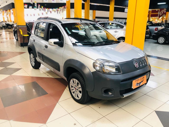 Fiat Uno Way 1.4 2012/2013 (3606)