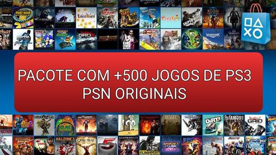 Jogos De Ps3 Em Mídia Digital!
