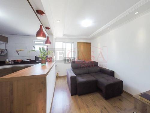 Imagem 1 de 21 de Apartamento Com 2 Dormitórios À Venda, 48 M² Por R$ 174.900,00 - Conjunto Residencial José Bonifácio - São Paulo/sp - Ap2586