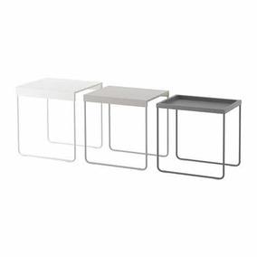 Mesa De Centro Minimalista Ikea Granboda