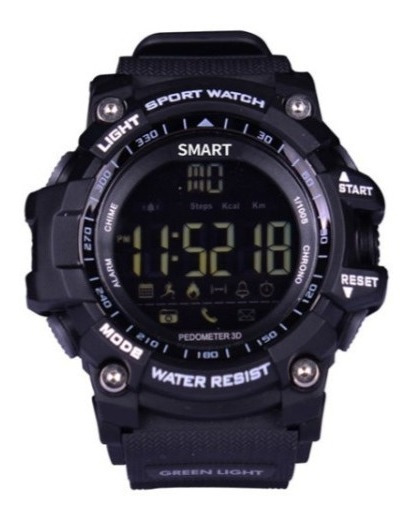 Smart Watch Ex16 iPhone Android Bluetooth Deportivo Sports