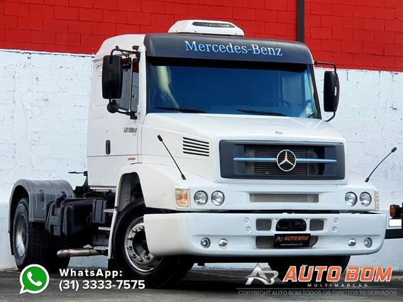 Mercedes-benz Mb1634 Topbreak Ls 4x2 Toco C/ Tomada De Força