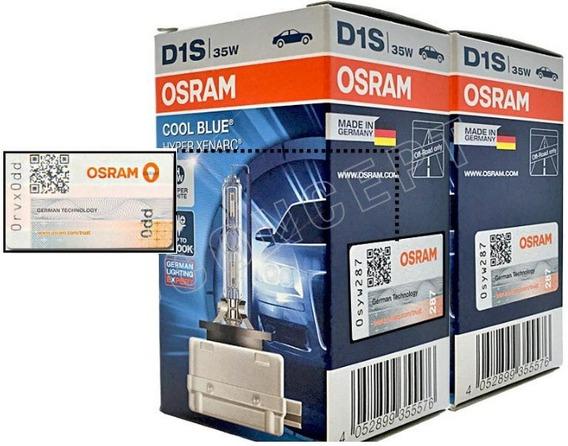 ( Garantia ) Xenon Osram D1s Cool Blue Intense Xenarc 5500k