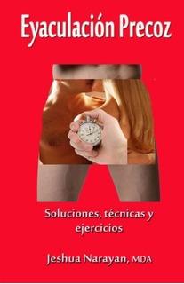 Eyaculacion Precoz (edición Española)