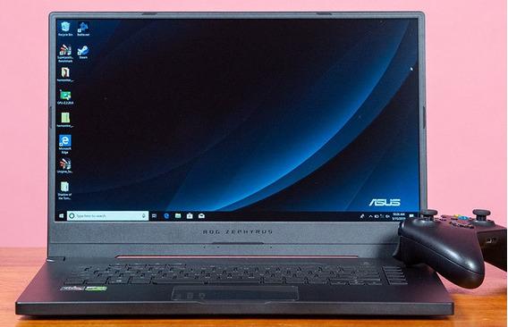 Notebook Gamer - Asus Rog Zephyrus Ga502du