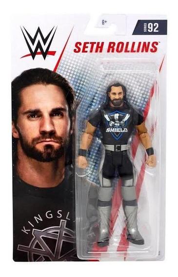 Mattel Wwe Seth Rollins Series 92