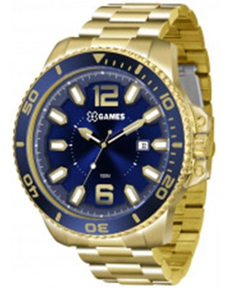 Relógio X-games Masculino Xmgs1019-d2kx Extra Grande