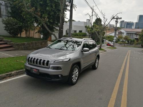 Jeep Cherokee 2015 3.2 Longitude