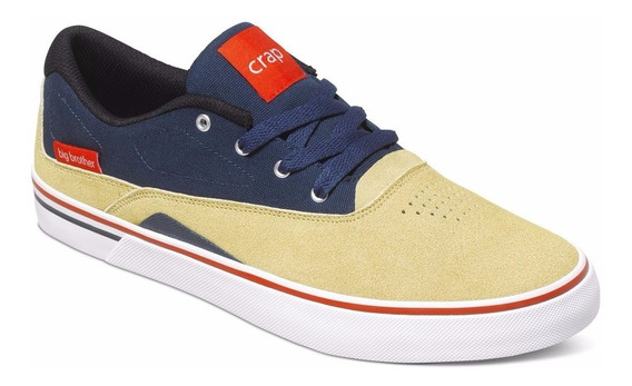 Zapatillas Tenis Hombre Dc Sultan S Big Brother // Urbanas