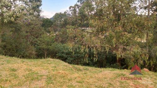 Imagem 1 de 26 de Terreno À Venda, 2879 M² Por R$ 140.400,00 - Reserva Fazenda São Francisco - Jambeiro/sp - Te0857
