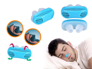 Anti Ronquido Y Purificador Nasal Congestion Aire Relax