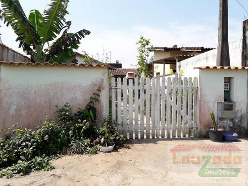 Imagem 1 de 3 de Casa Para Venda Em Peruíbe, Cidade Nova Peruibe, 1 Dormitório, 1 Suíte, 1 Banheiro, 3 Vagas - 1166_2-570242