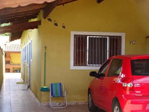 Casa Residencial À Venda, Flórida Mirim, Mongaguá. - Ca0351