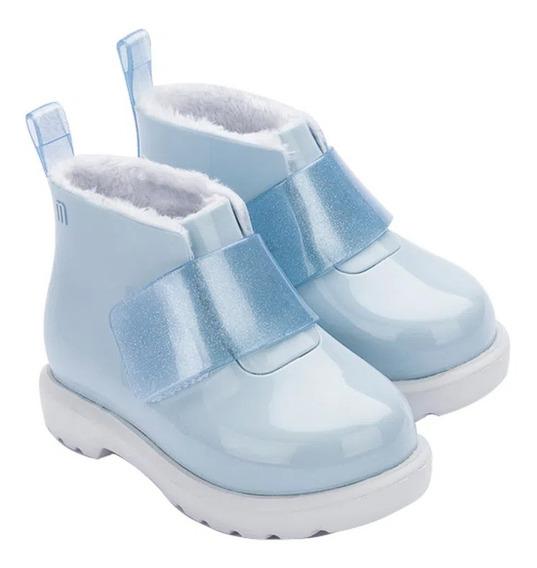 Mini Melissa Chelsea Boot Envio Imediato Original + Nf