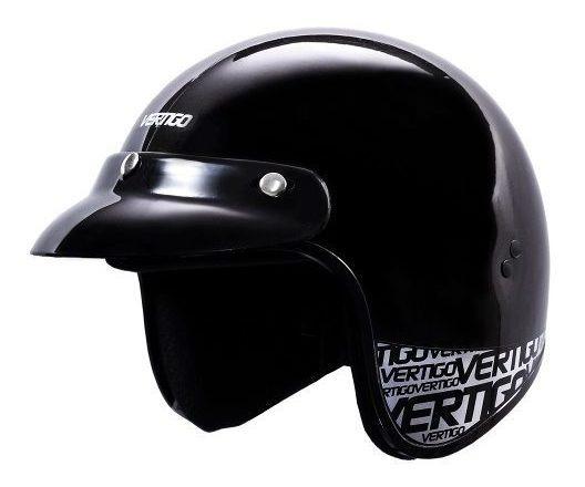 Casco Moto Abierto Vertigo V10 Cuotas. En Gravedadx