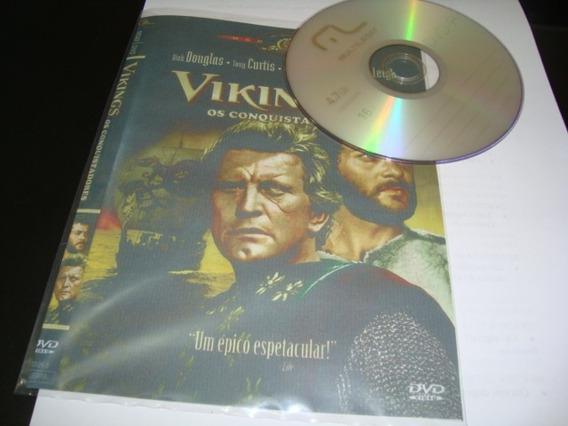 Vikings - Os Conquistadores (1958) Dvd (copia)