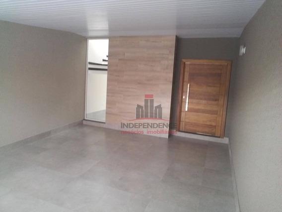 Casa Com 3 Dormitórios À Venda, 175 M² Por R$ 520.000,00 - Jardim Das Indústrias - São José Dos Campos/sp - Ca0695