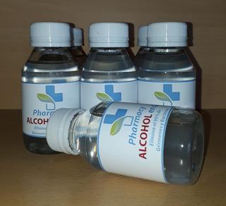 Alcohol En Gel Antibacterial X Mayor