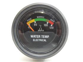 Medidor Auto Gauge Temperatura De Água Alpha 58mm 40ºc-120ºc