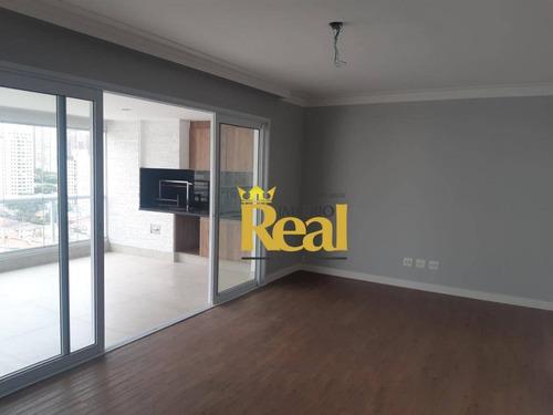 Apartamento À Venda, 118 M² Por R$ 1.690.000,00 - Lapa - São Paulo/sp - Ap6131