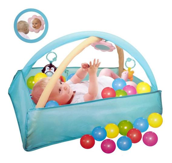 Mobile Centro De Atividades Infantil Piscina De Bolinhas Bebe