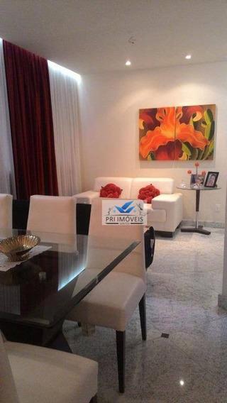 Apartamento À Venda, 118 M² Por R$ 370.000,00 - Cidade Nobre - Ipatinga/mg - Ap1111