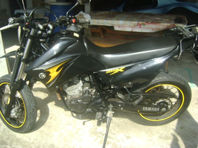 Yamaha Xtz X 250 Lander Motard Preta