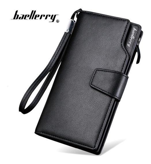 Billetera Baellerry Original 23 Compartimentos Tarjetas
