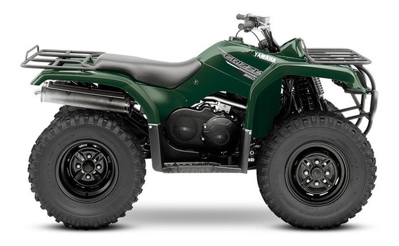 Yamaha Grizzly 350 4x4 Ciclofox Tomo Moto Parte De Pago