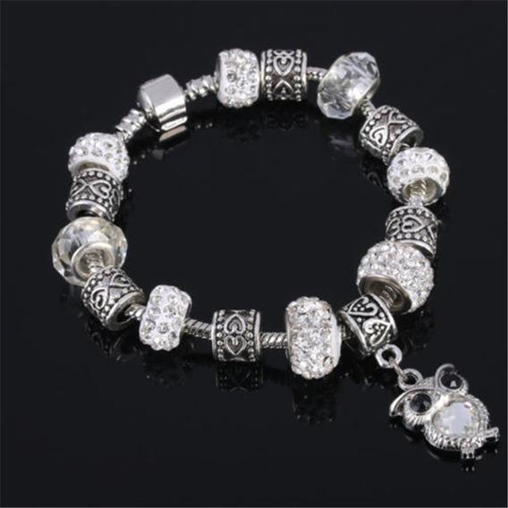 Pulseira Estilo Pandora Bracelete Berloque
