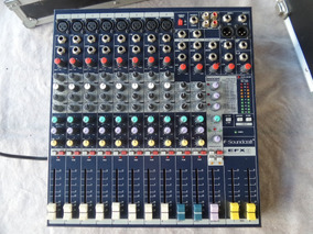 Mesa Soundcraft Efx 8