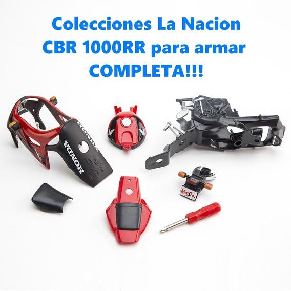Cbr 1000rr Completa Super Motos La Nacion
