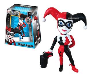 Harley Quinn Figura Metals 11 Cm Die Cast Jada Metal Scarlet