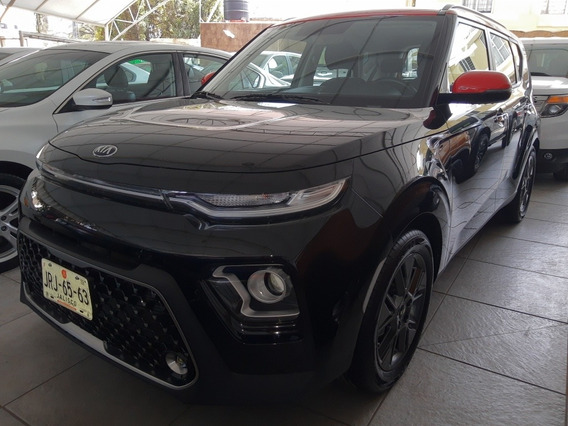 Kia Soul 2.0 Ex At 2020