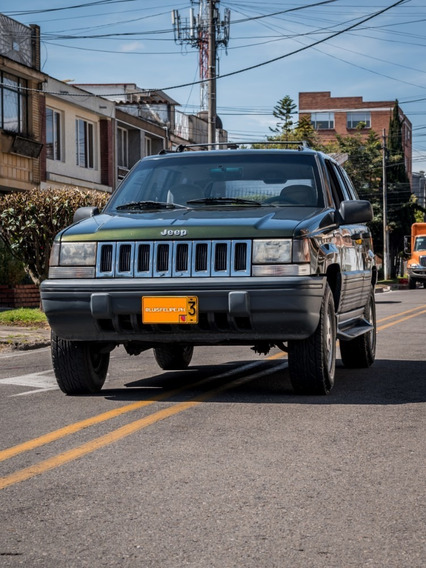 Jeep Grand Cherokee Torrado ¡negociables!
