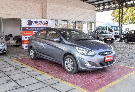 Hyundai Accent Rb At 2017