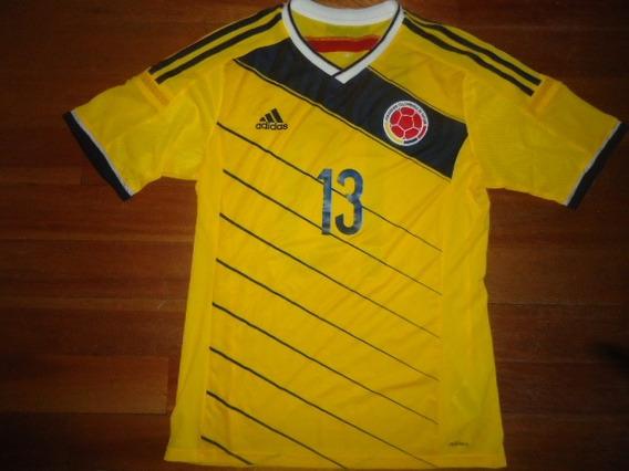 Unica! Camiseta Colombia Origin Adizero Titular Utileria #13