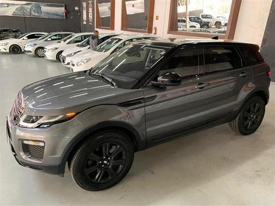 Land Rover Range Rover Evoque 2.0 Si4 Se 4wd Diesel Automá