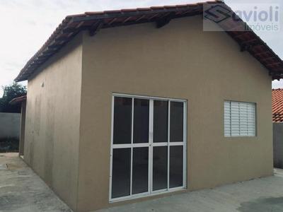 Casa Para Venda Em Mogi Guaçu, Jardim Boa Vista, 2 Dormitórios, 1 Banheiro, 4 Vagas - C616