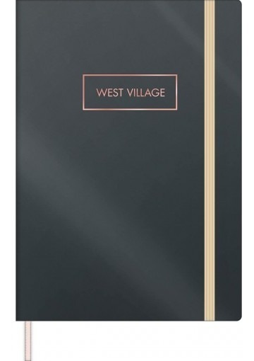 Caderno Bullet Journal West Village Pontilhado (escolha Cor)
