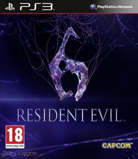 Resident Evil 6 Greatest Hits Ps3 Fisico Hobbystore
