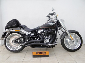 Harley-davidson Softail Fat Boy 107