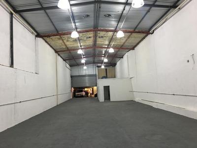 Galpão Industrial No Alto Da Mooca De 450m2 - Ga0460