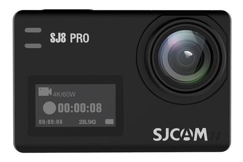 Imagem 1 de 7 de  Câmera Sj8 Pro 60 Fps  Wifi 16mp Original  Ultra Hd 4k