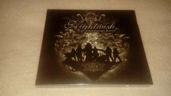 Nightwish - Endless Forms Most Beautiful Tour Edition Cd+dvd