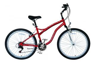 Bicicleta Fischer Grand Tour Aro 26 Unissex V-brake Ja