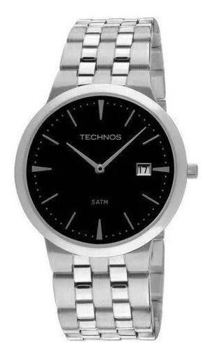Relógio Masculino Techonos 1m15am/1p