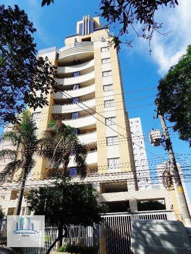 Imagem 1 de 21 de Apartamento Com 1 Dormitório À Venda, 42 M² Por R$ 465.000,00 - Moema - São Paulo/sp - Ap0434