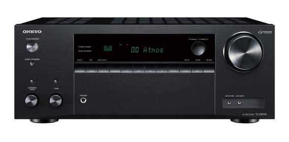 Receiver Onkyo Tx-nr595 7.2 Bluetooth Dolby Atmos 4k